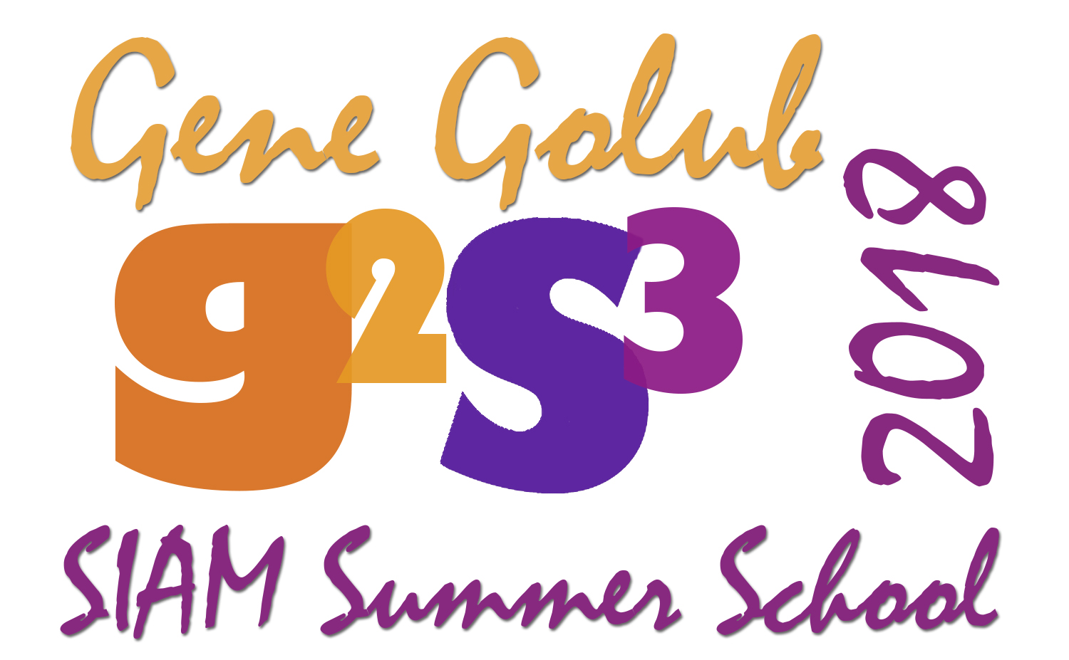 Introduction | 2018 Gene Golub SIAM Summer School by g2s3-2018